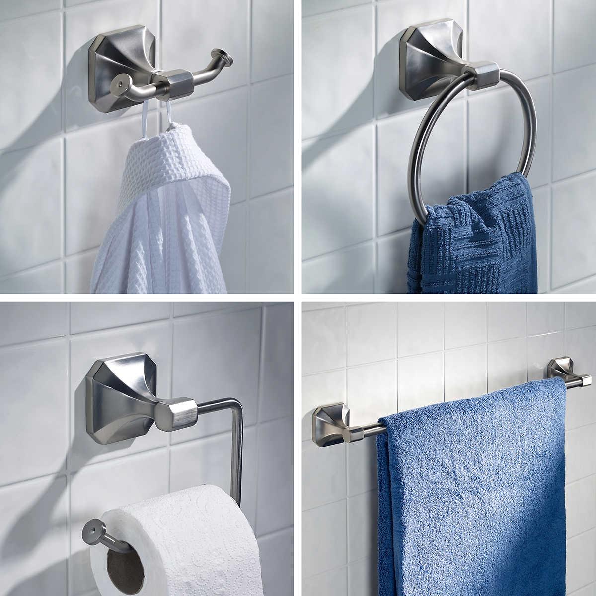 Richelieu Bathroom Accessory Kit 4 Piece
