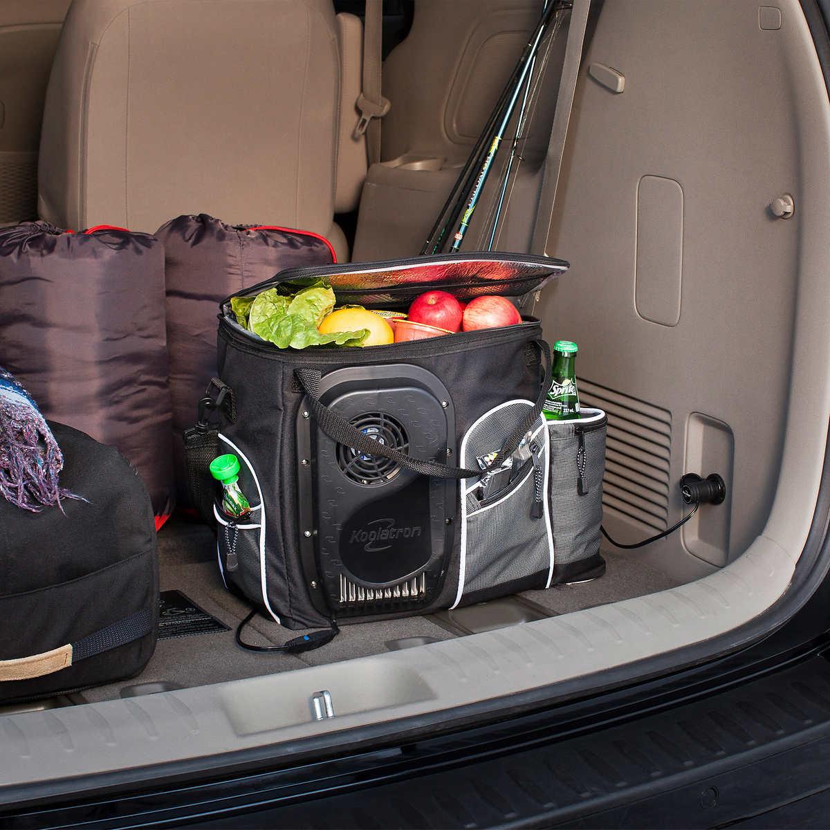 34 Can Soft Bag Cooler 12V