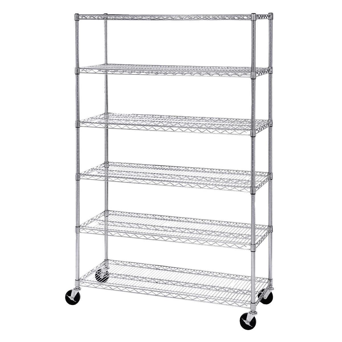 Seville Classics 20 shelf Commercial Shelving