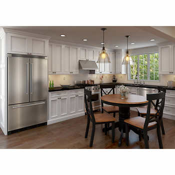 Kitchens by foremost custom designed kitchen cabinets for Foremost homes prices