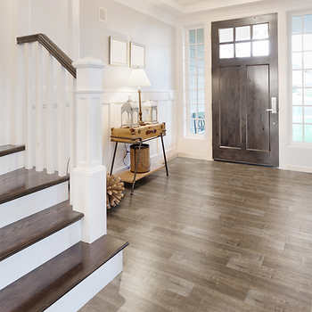 how to clean film off laminate flooring