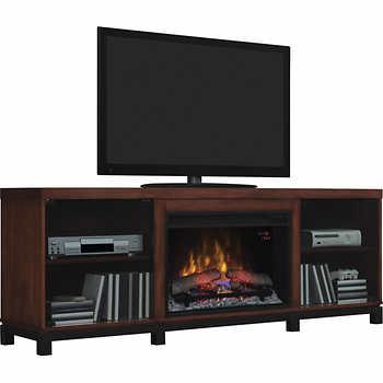 Parkland Electric Fireplace Media Console