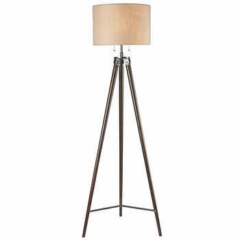 modesto floor lamp. Black Bedroom Furniture Sets. Home Design Ideas