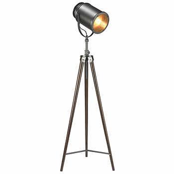 solara floor lamp. Black Bedroom Furniture Sets. Home Design Ideas