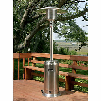 patio heaters fire columns