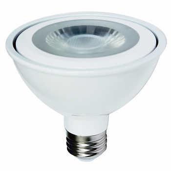 luminus par30 short neck 12 w 800 lumens 3000 k dimmable. Black Bedroom Furniture Sets. Home Design Ideas
