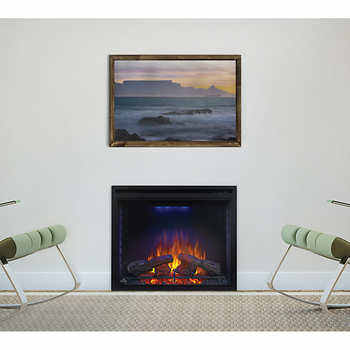 Napoleon Ascent 33 In Electric Fireplace