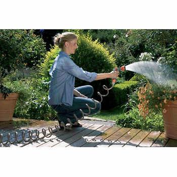 gardena spiral hose set. Black Bedroom Furniture Sets. Home Design Ideas