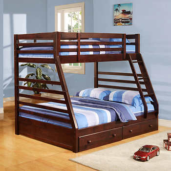 Brendan Bunk Bed With 2 Mattresses