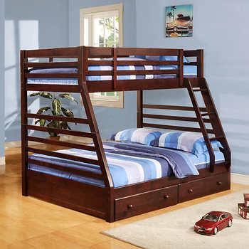 Brendan Bunk Bed With 2 Mattresses