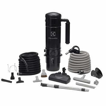 electrolux central vacuum package. Black Bedroom Furniture Sets. Home Design Ideas