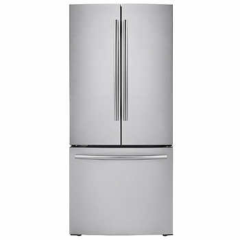 samsung 30 in 21 6 french door refrigerator with digital inverter technology. Black Bedroom Furniture Sets. Home Design Ideas