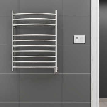 D couvrez votre salle de bain r v e tout en conomisant for Porte serviettes chauffant