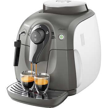 saeco fully automatic espresso machine