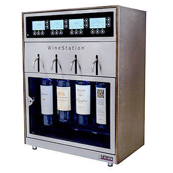 Winestation Pristine Plus Wine Preservation System With