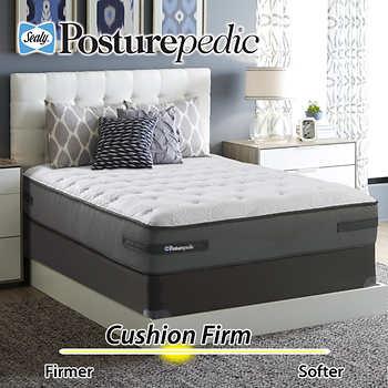 Sealy Posturepedic Plus Series Ashton Cushion Firm King