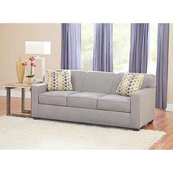 Paxton Fabric Queen Sleeper Sofa