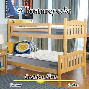 Sealy Posturepedic Series Hawthorne Cushion Firm Twin Full