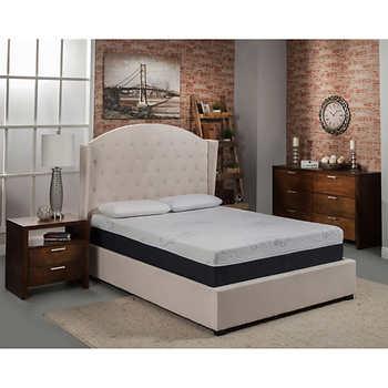 Sleep Science Active Loft Plush Medium Queen Memory Foam
