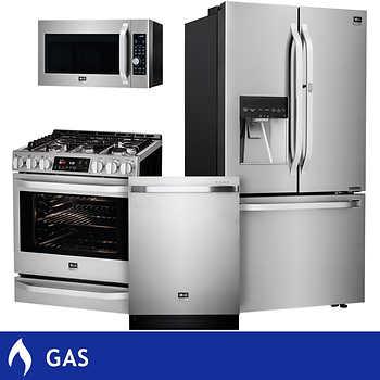 Kitchen Suites Gas