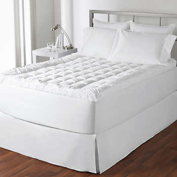 Live fortably Cuddlebed Mattress Topper