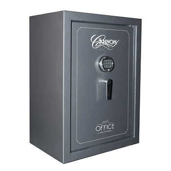 "Cannon Safe 8 5 CuFt 75 min Fire Protection 24"" W x"