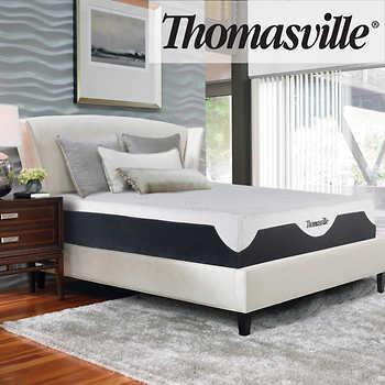 Thomasville Elite II Latex Hybrid Queen Medium Firm Mattress