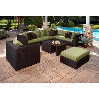 Marabella 8 piece Modular Seating Set