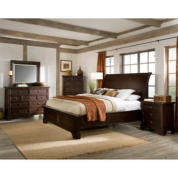 Telluride 6 piece King Bedroom Set