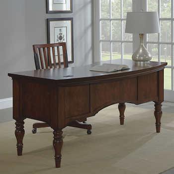 "Austin Worklife fice 66"" Pedestal Desk"