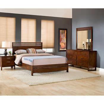 Midtown 5 piece Queen Bedroom Set