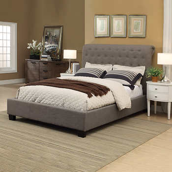 Rafferty Cal King Upholstered Bed