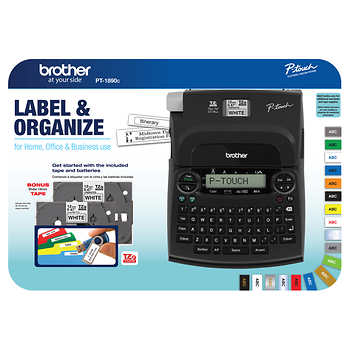 Brother P Touch Label Maker Pt 1890c