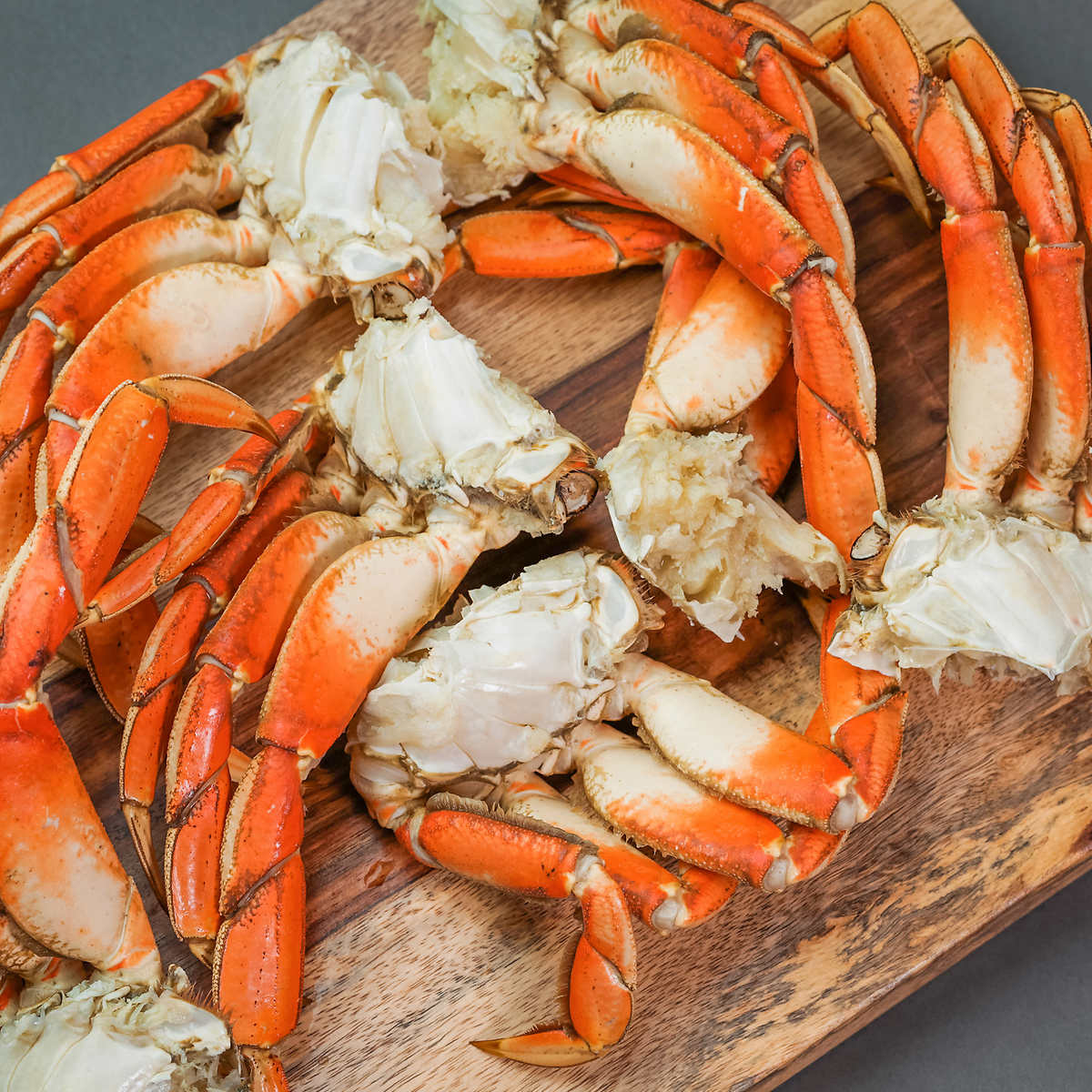 Northwest Fish Wild Dungeness Crab Sections 10 Lbs