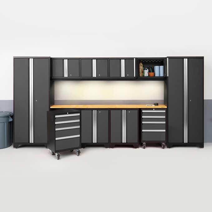 Newage Products Bold 3 0 Series Storage Cabinet 12 Piece Set