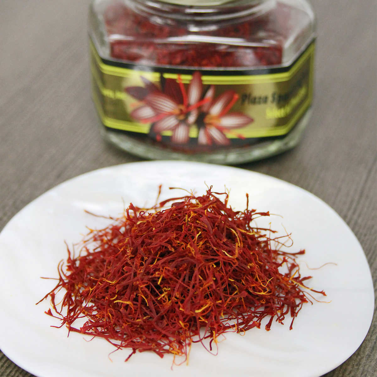 Full Thread Spanish Saffron 14 Gram Jar