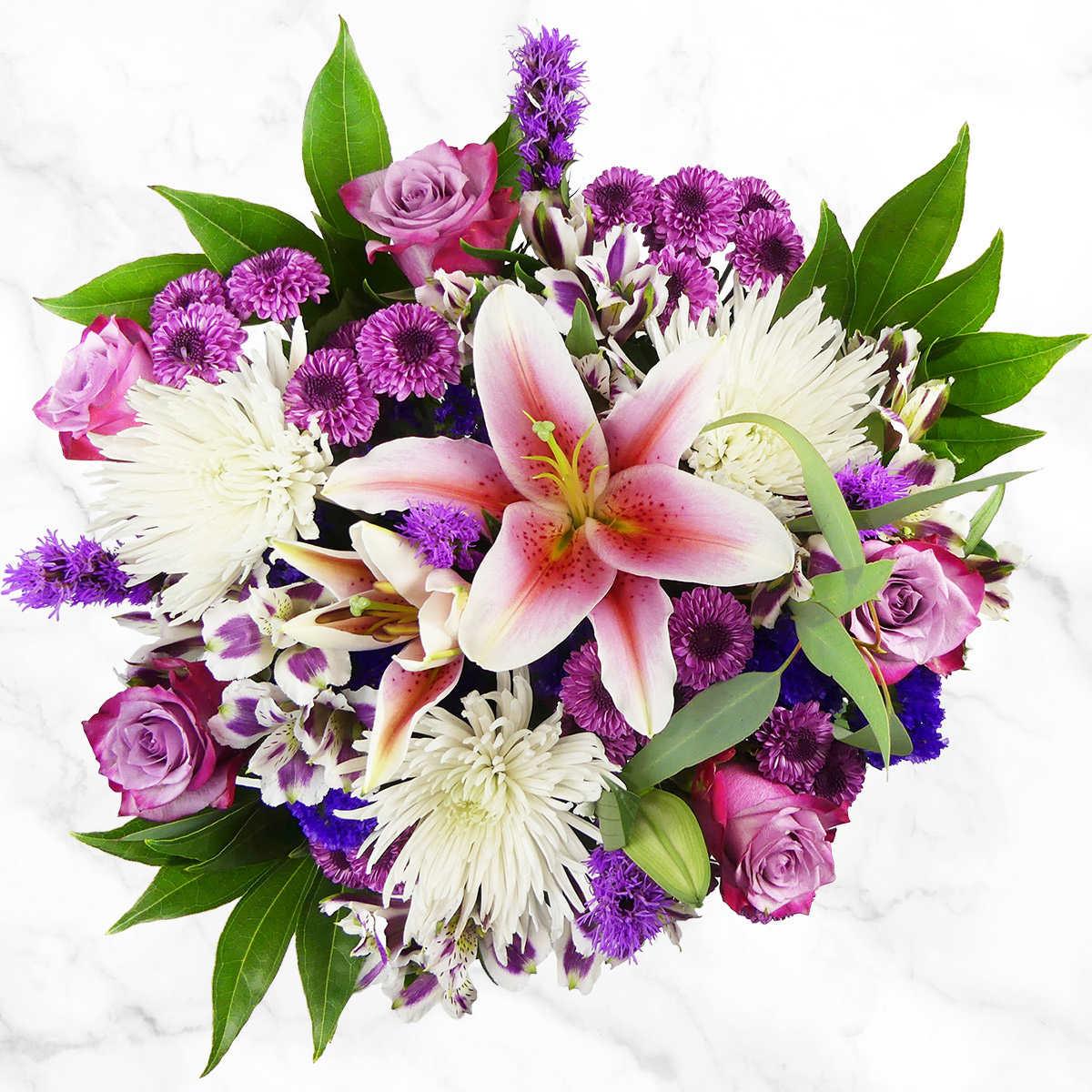 Lily Love Floral Bouquet