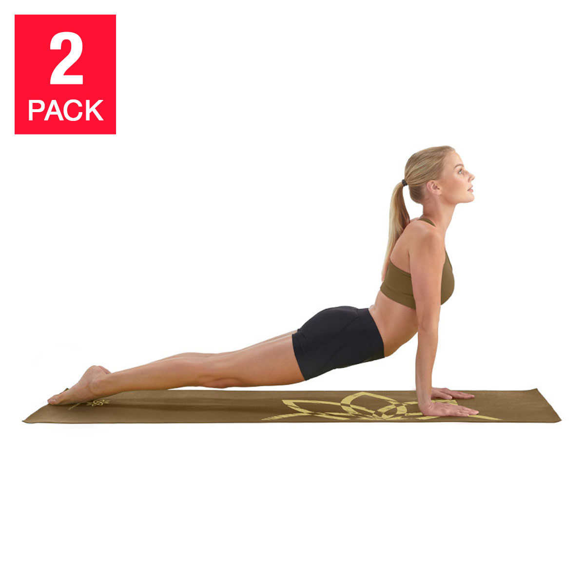 Carrying Straps Yoga Strap Exercise Mat Rope 2way Elastic for Storing Yoga Mat