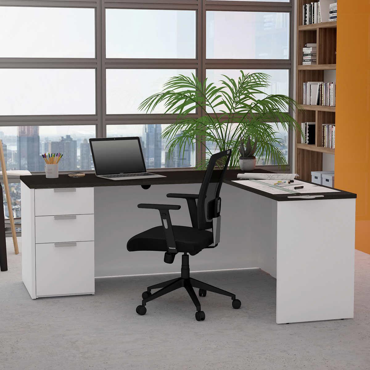 Theory L-Desk
