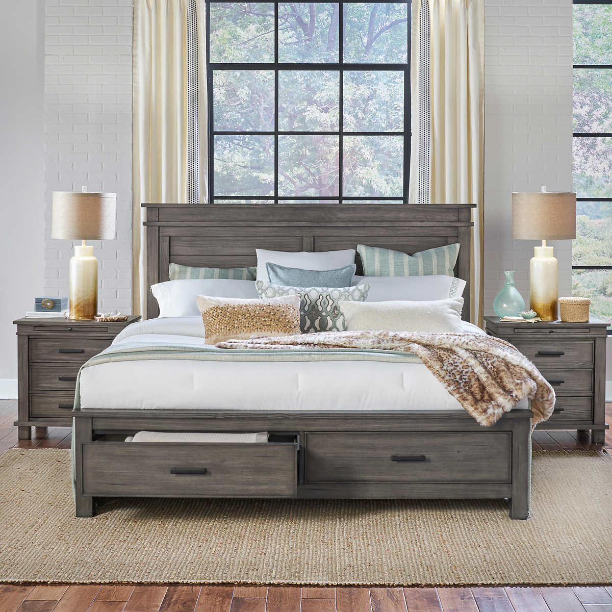 Bianca 3 Piece Queen Bedroom Set