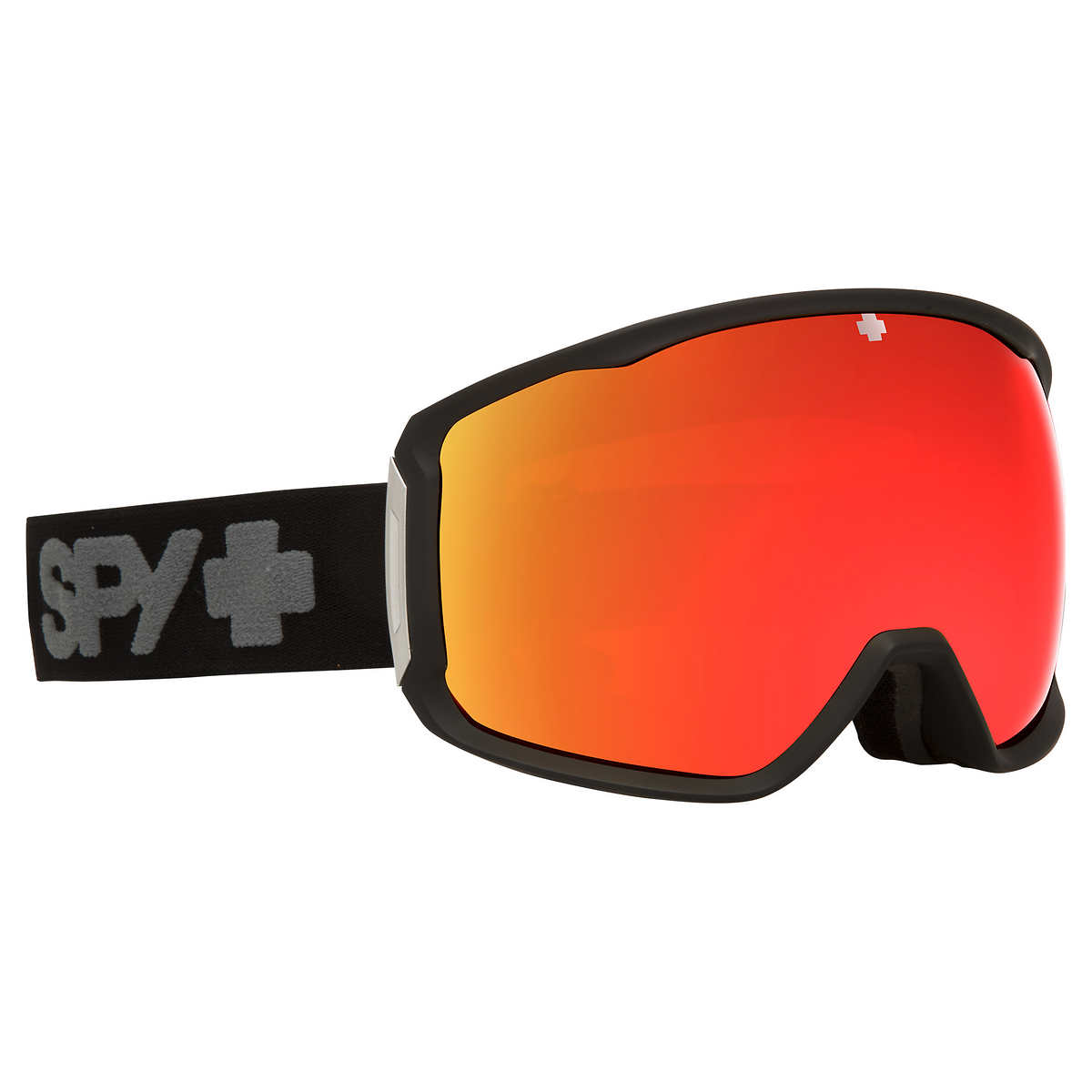 Spy Optic Underpin Snow Goggle Red Lens