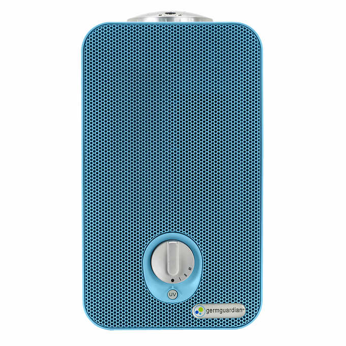 Germguardian 4 In 1 Kids Uv Light Sanitizer And Air Purifier With Night Light W Additional Filter