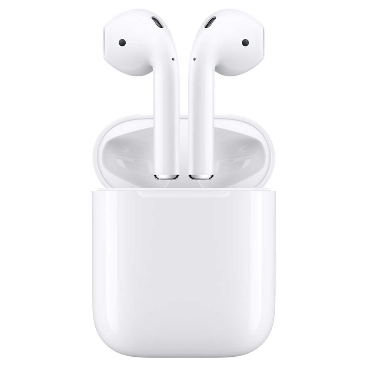 Apple Airpods Wireless Headphones With Charging Case Latest Model