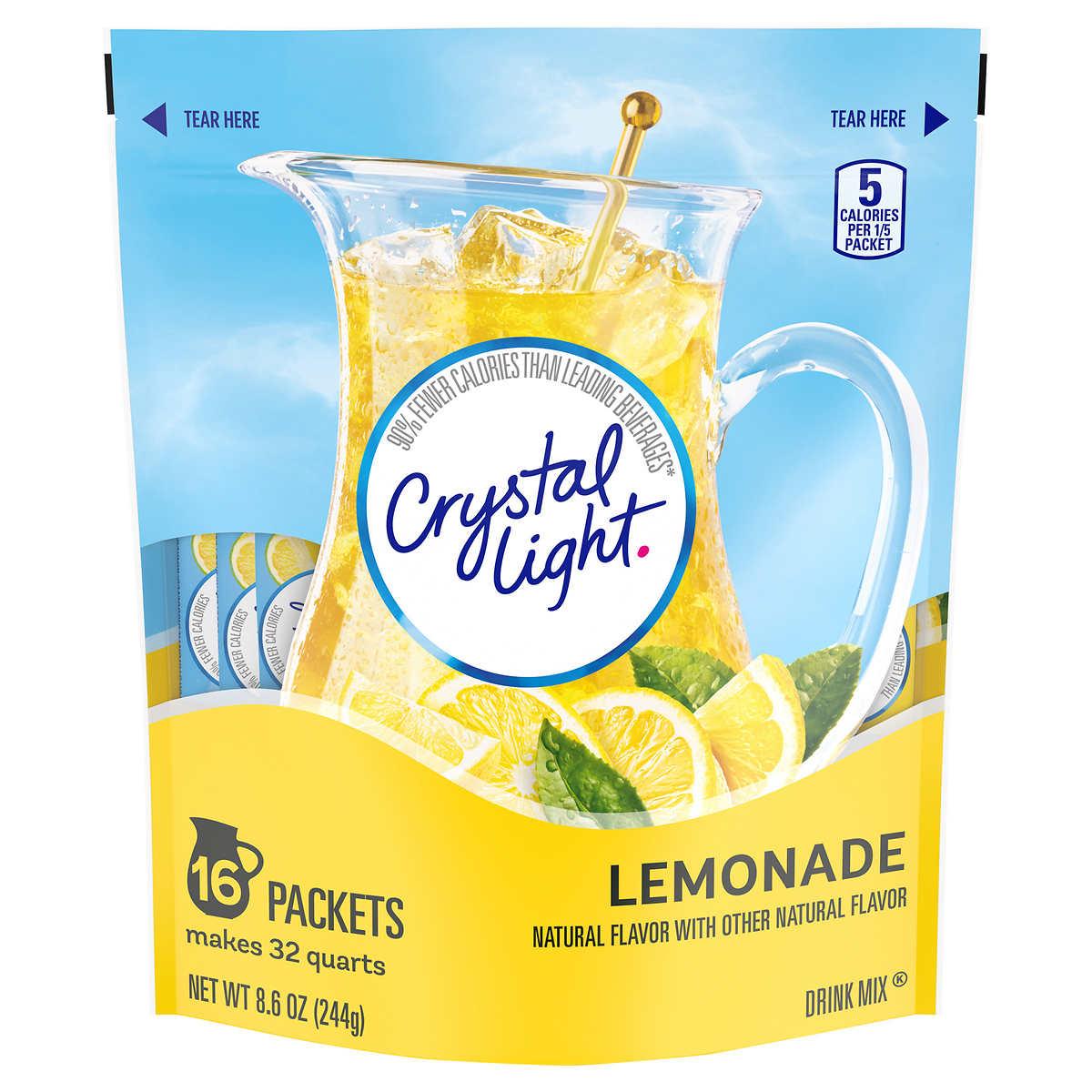 crystal light south beach diet