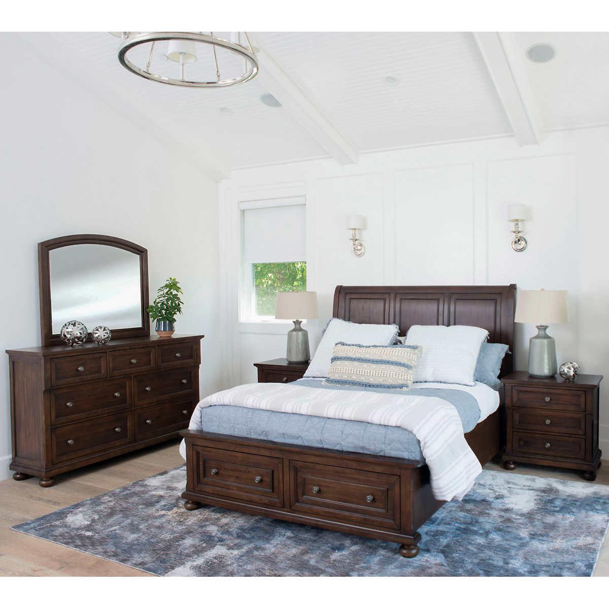Lawson 3-piece Queen Bedroom Set