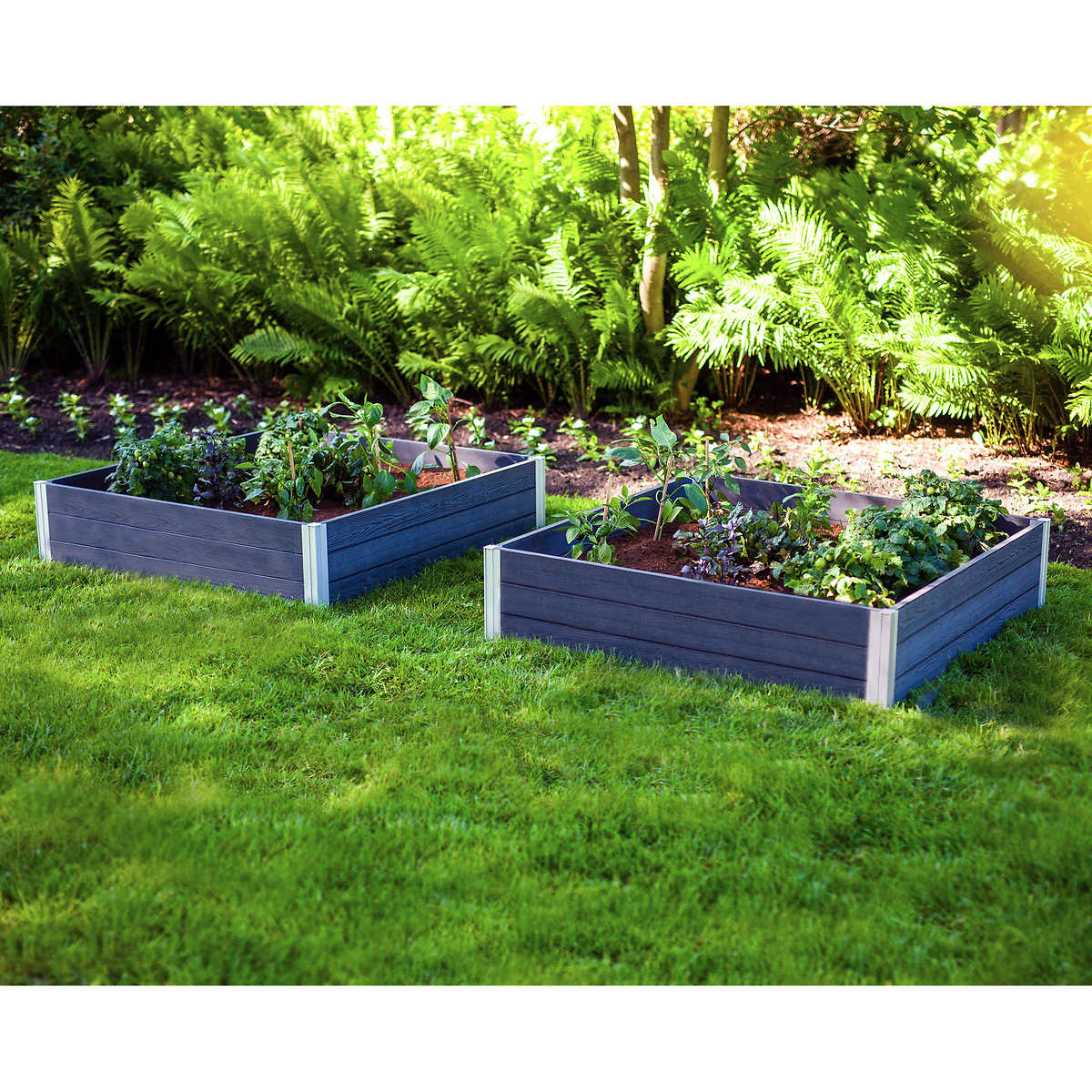 Vita Urbana Raised Garden Bed 2 Pack