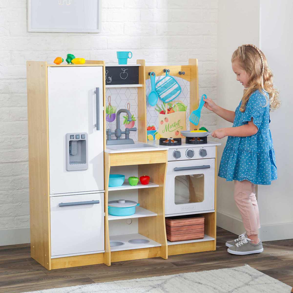 Kidkraft Fresh Harvest Play Kitchen