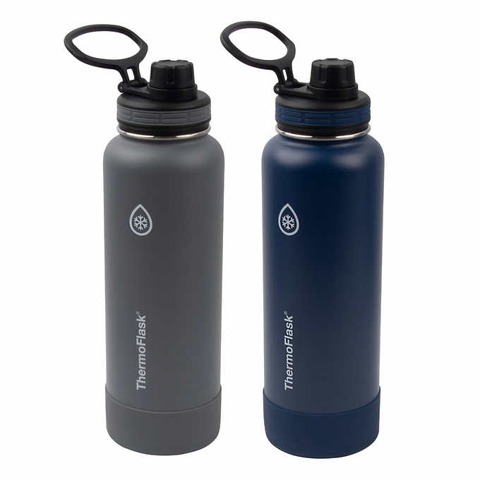 100 Bulk Pack 20 Ounce Water Bottles White Bottle With Black Lids USA Made