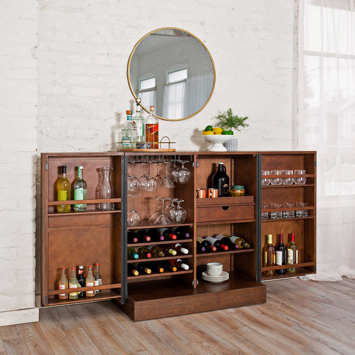 Amherst Bar Cabinet