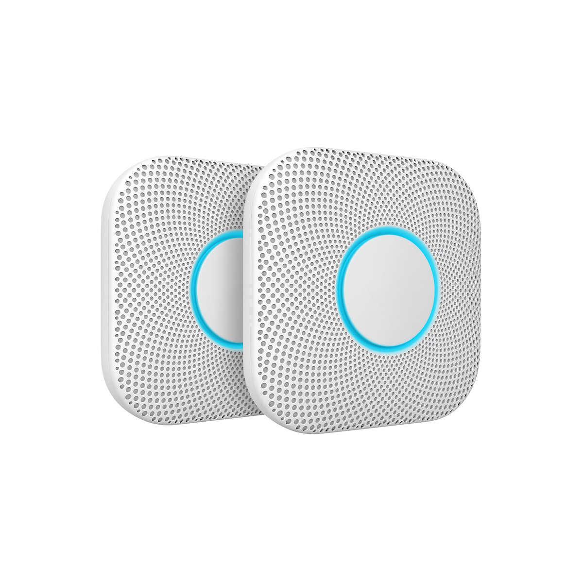 Google Nest Protect Smoke Alarm And Carbon Monoxide Detector